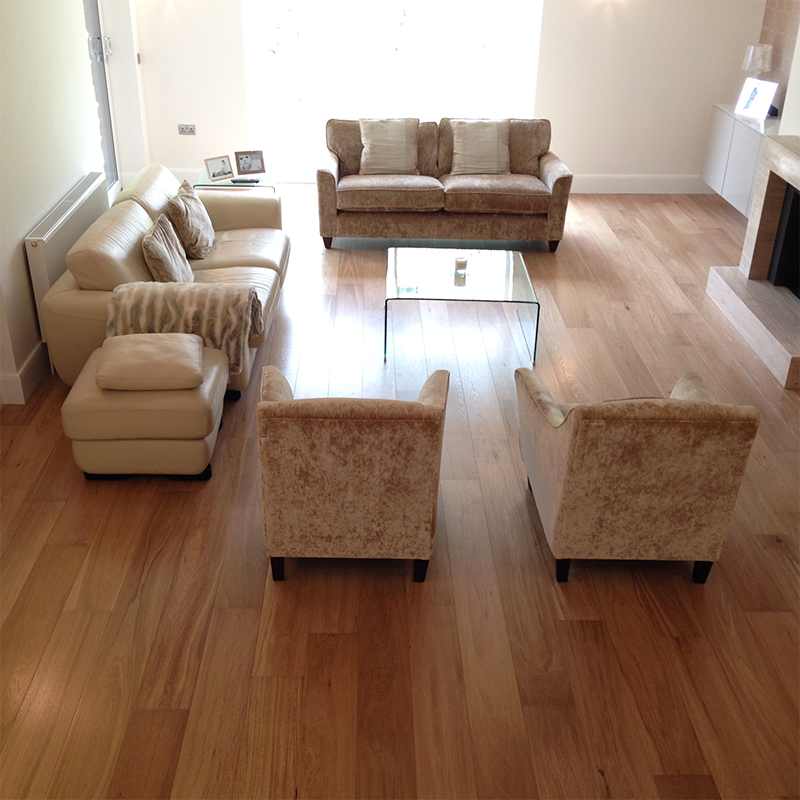 Wood Flooring Image